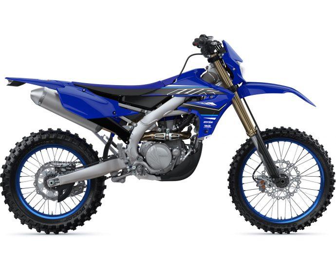 Yamaha WR450F 2021