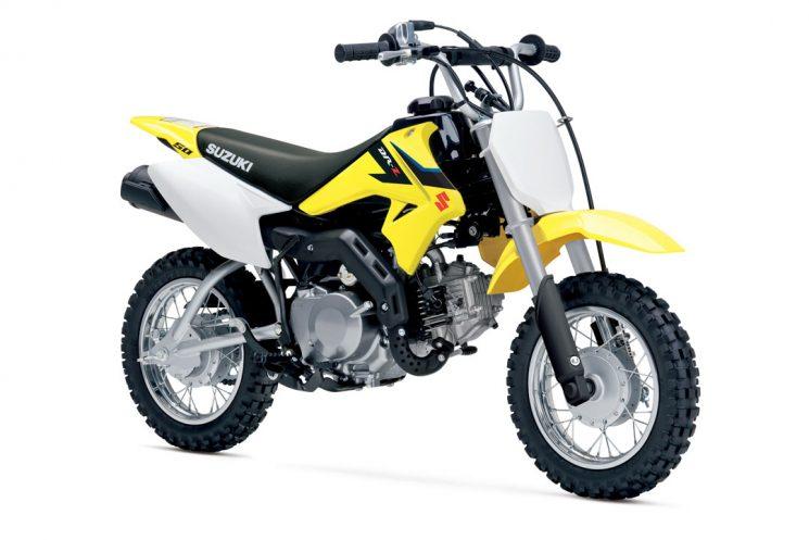 Suzuki DR-Z50 2020
