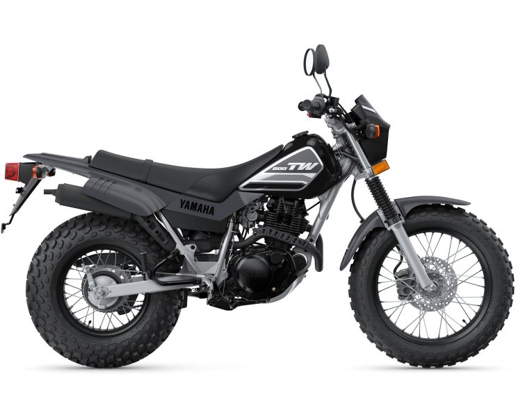 Yamaha TW200 2021