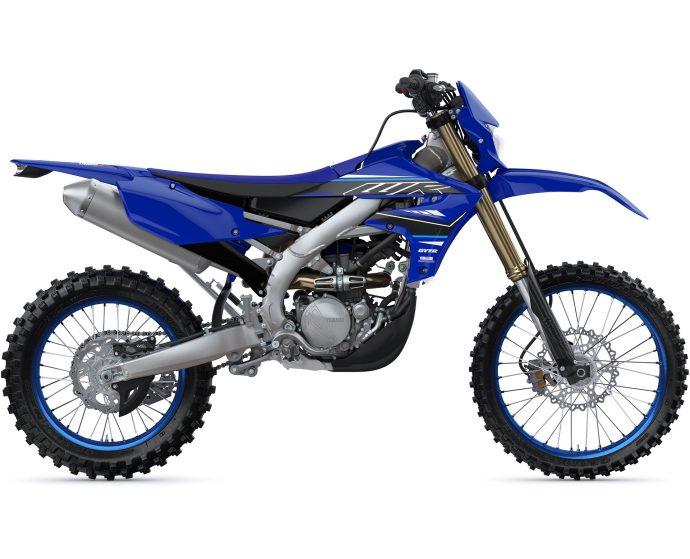 Yamaha WR250F 2021