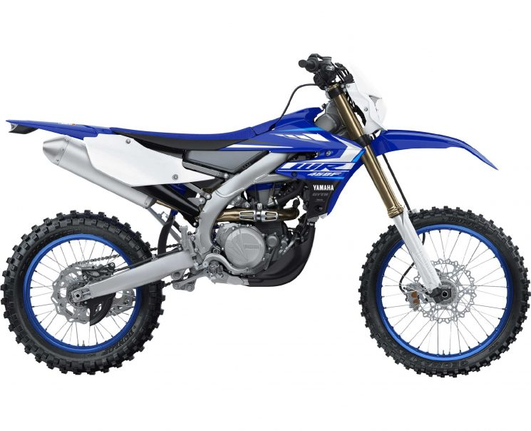 Yamaha WR450F 2020