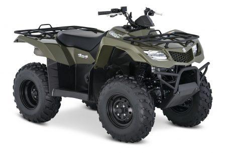 Suzuki KINGQUAD 400 2021