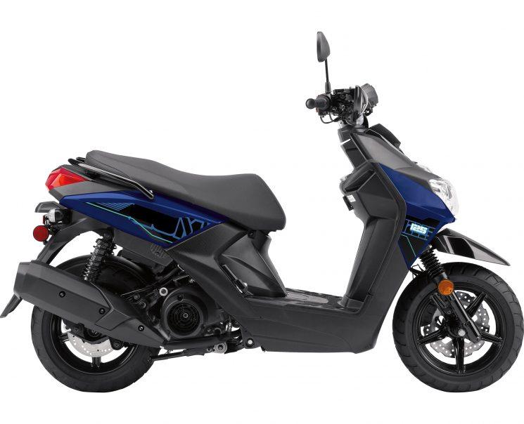 Yamaha BWS 125 2021