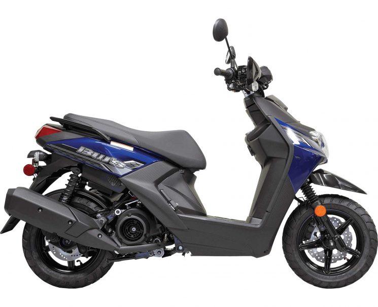 Yamaha BWS 125 2020