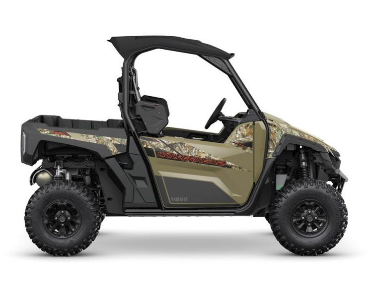 Yamaha WOLVERINE X2 R-SPEC À DAE CAMOUFLAGE REALTREE EDGE 2021