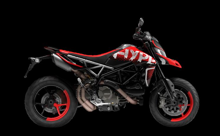 Ducati Hypermotard 950 RVE Livery 2021
