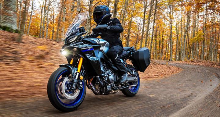 La nouvelle Yamaha Tracer 9 GT 2021 – Intensifiez votre parcours