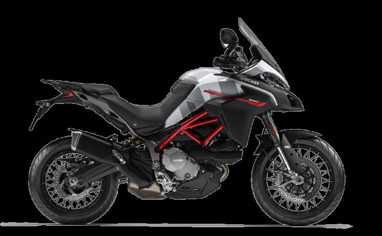 Ducati Multistrada 950 S SW GP White 2021