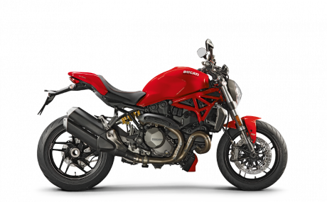 Ducati Monster 1200 Ducati Red 2021
