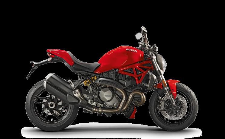 Ducati Monster 1200 Ducati Red 2021