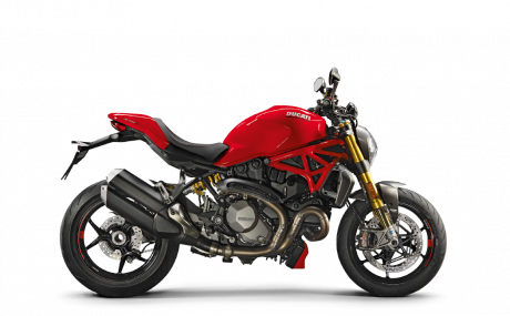 Ducati Monster 1200 S Ducati Red 2021