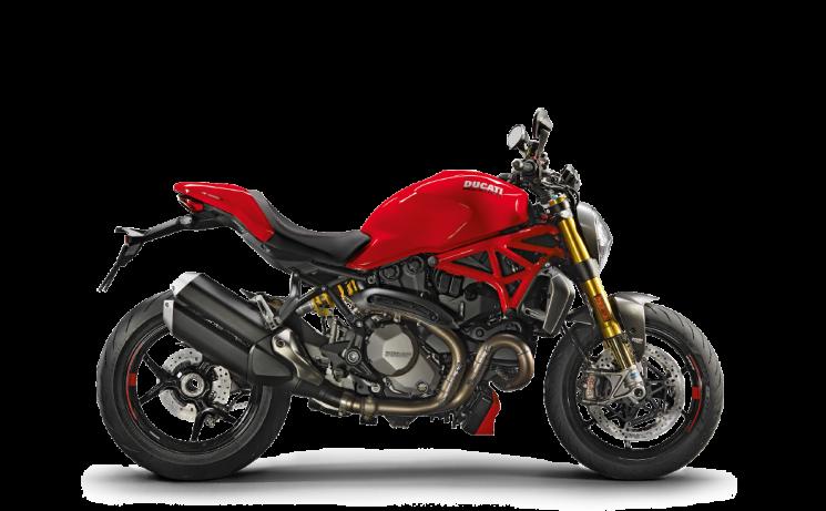 Ducati Monster 1200 S Ducati Red 2021