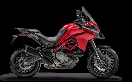 Ducati Multistrada 950 S SW Ducati Red 2021
