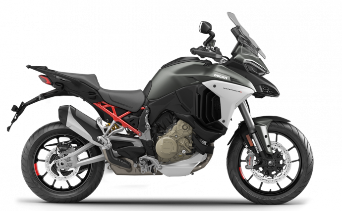 Ducati Multistrada V4 S Travel + Radar Aviator Grey 2021