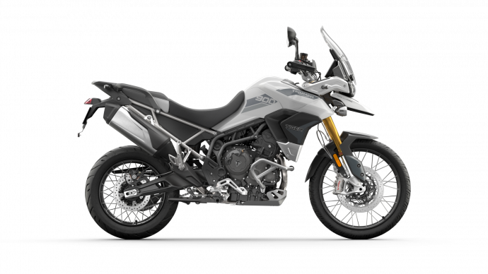 Triumph Tiger 900 Rally Pro Pure White 2021