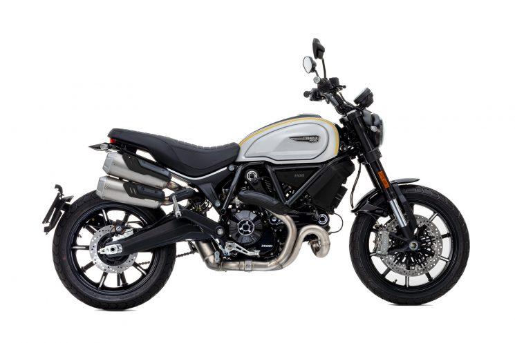 Ducati Scrambler 1100 PRO Livery 2021