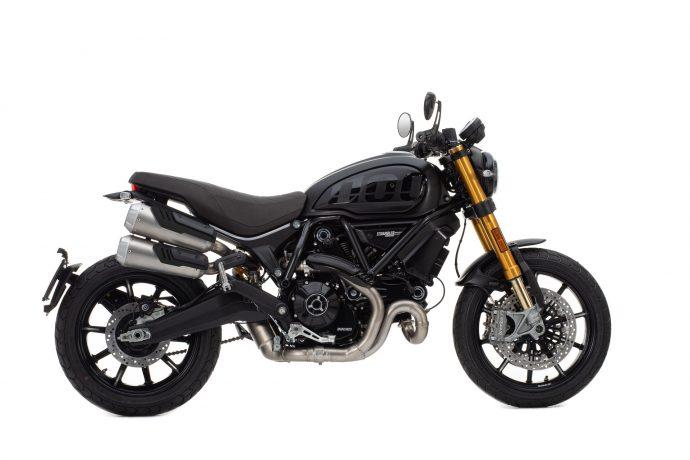 Ducati Scrambler 1100 Sport PRO Matt Black 2021