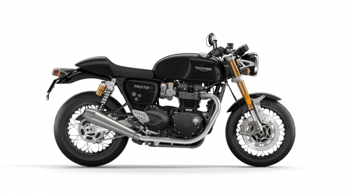 Triumph Thruxton RS Jet Black 2021