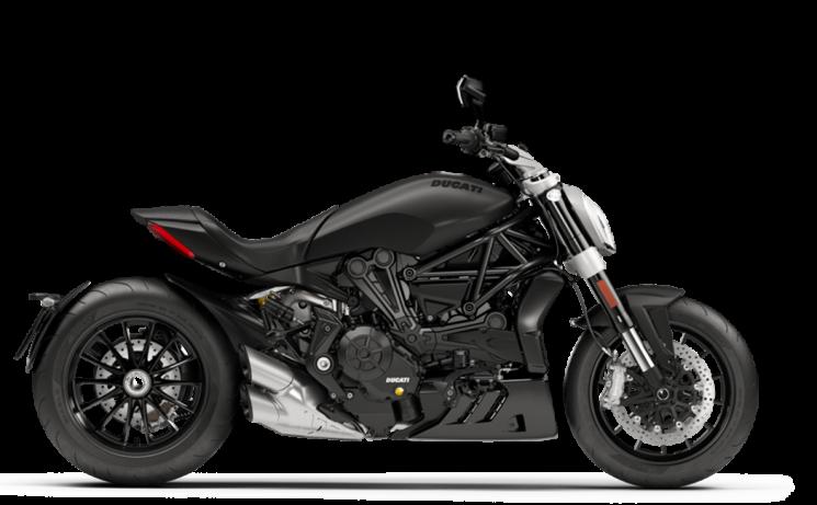 Ducati XDiavel Dark Stealth 2021