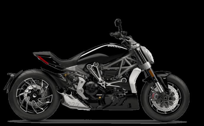 Ducati XDiavel S Black 2021