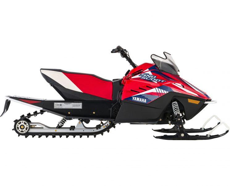 Yamaha SNOSCOOT ES 2021