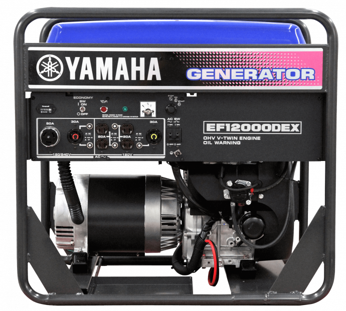 Yamaha EF12000DEX