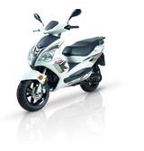 Adly GTA-50 Blanc 2021