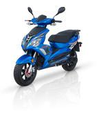 Adly GTA-50 Bleu 2021