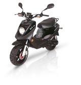 Adly GTC-50 Noir Mat 2021