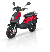 Adly GTC-50 Rouge 2021