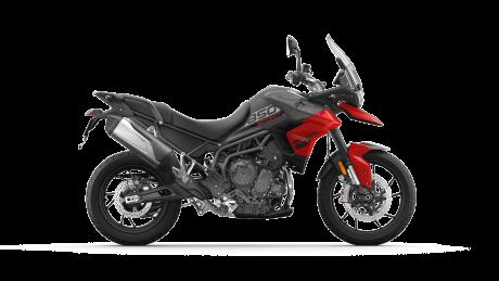Triumph Tiger 850 Sport Diablo Red 2021