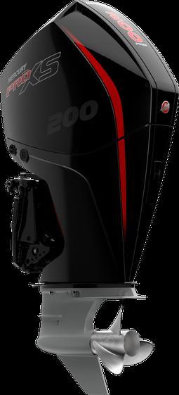 Mercury 200L Pro XS TorqueMaster
