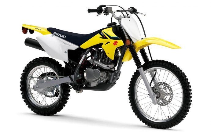 Suzuki DR-Z125L 2021