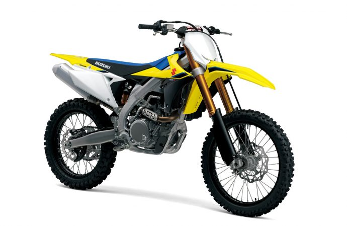 Suzuki RM-Z450 2021