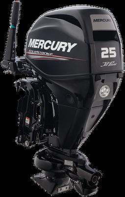 Mercury JET 25MLHGA - JET 25ELHGA