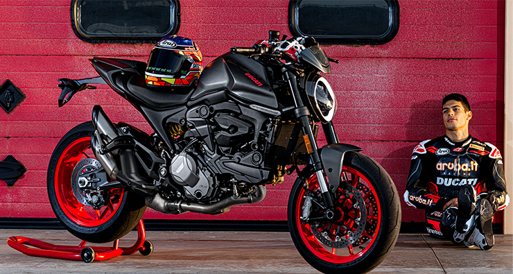 Lancement du nouveau Ducati Monster 2021