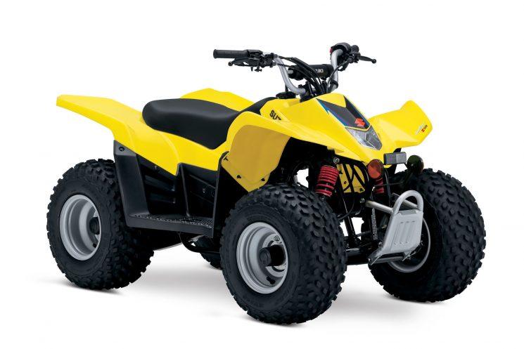 Suzuki QUADSPORT Z50 2021