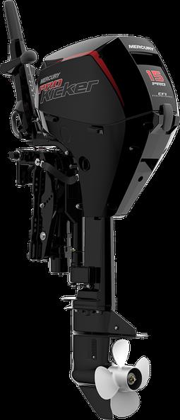 Mercury 15ELPT ProKicker – 15ELHPT ProKicker – 15EXLHPT ProKicker