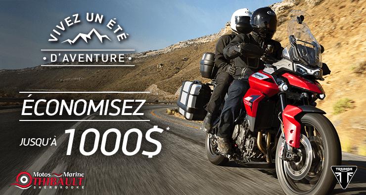 Triumph – Un été d'aventure !