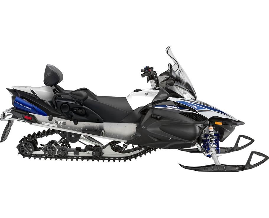 Yamaha RSVENTURE TF BLANC/BLEU YAMAHA 2022