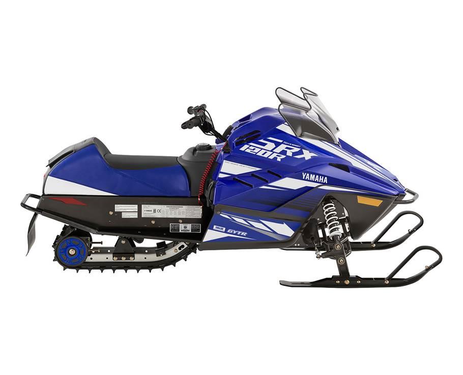 Yamaha SRX120R BLEU TEAM YAMAHA 2022