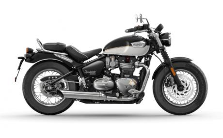 Triumph Bonneville Speedmaster 2022