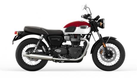 Triumph Bonneville T100  2022