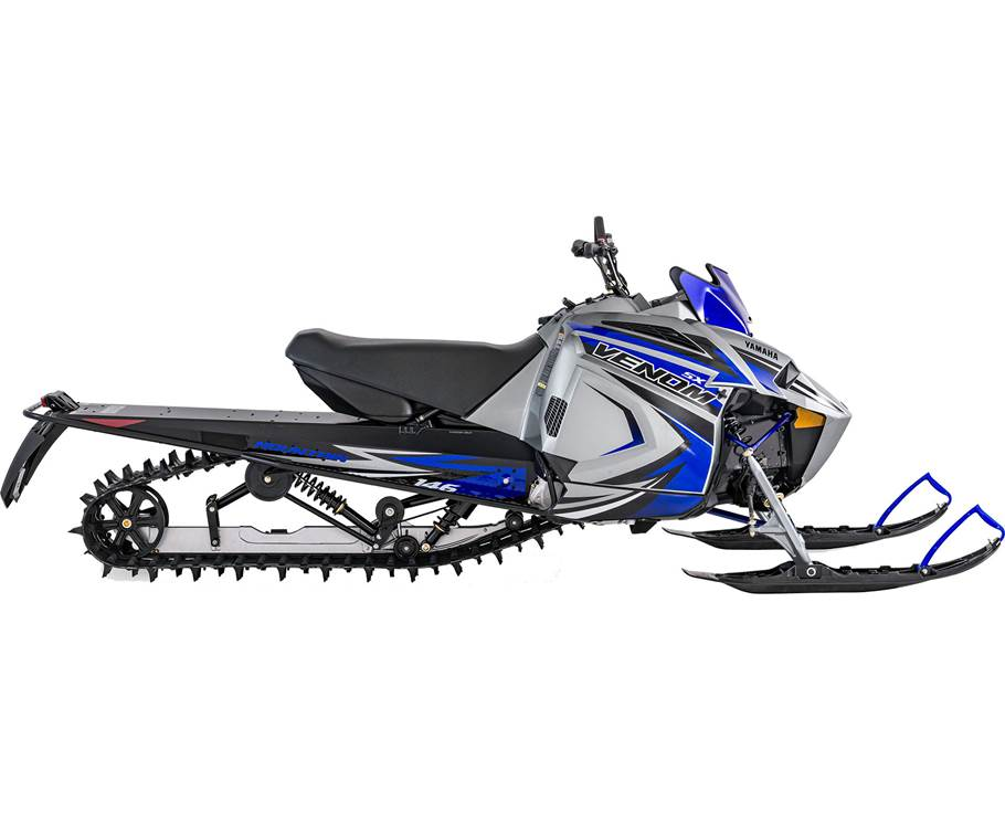 Yamaha SXVENOM MOUNTAIN ARGENT GIVRÉ/BLEU TEAM YAMAHA 2022