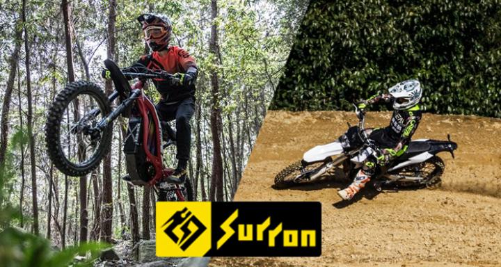 Nouveau produit: Sur-Ron Electric Bike